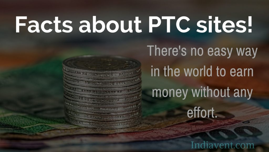 11 Facts About PTC Sites: A complete information about PTC