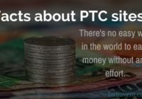 Facts about ptc sites - Indiavent