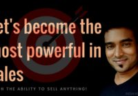 Powerful sales strategies
